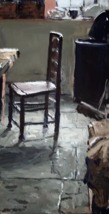 Matthew Wood, The Judge's Lodging - Chair