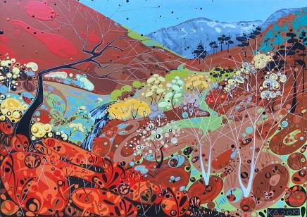 Katie Allen, Watkins Path, Autumn I