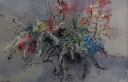 William Selwyn, Floral Study