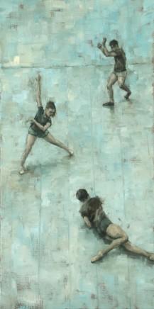 Carl Chapple, 'Montagues XI' - Andrea Battaggia, Maria Brunello & Miguel Fernandes
