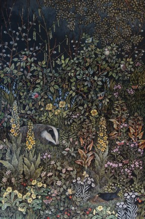 Barbara Winrow, Badger