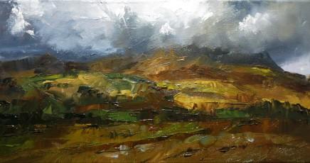 David Grosvenor, Storm over Moel Siabod