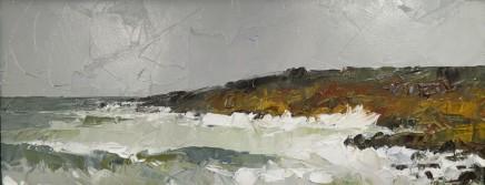 David Grosvenor, Stormy Sea, Anglesey