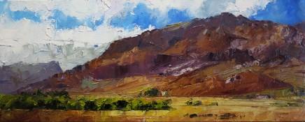 David Grosvenor, Pen yr Ole Wen, Ogwen Valley