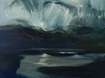 Beth Fletcher, Moonlight over the Estuary