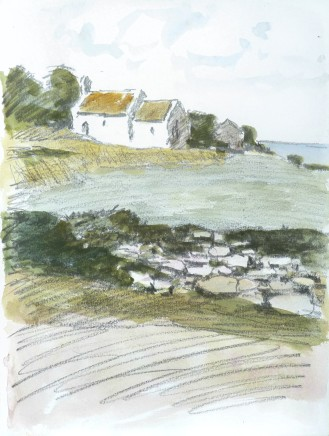 Donald McIntyre, Church, Anglesey