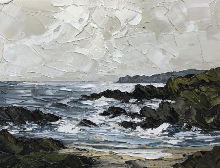 Martin Llewellyn, Incoming Tide, Trearddur Bay