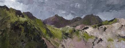 David Grosvenor, The Snowdon Massif I