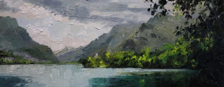 David Grosvenor, Llyn Padarn - Llanberis Lake