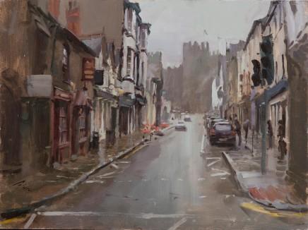 Rob Pointon, Castle Street in Mizzle