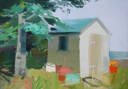Sarah Carvell, Sied / Shed