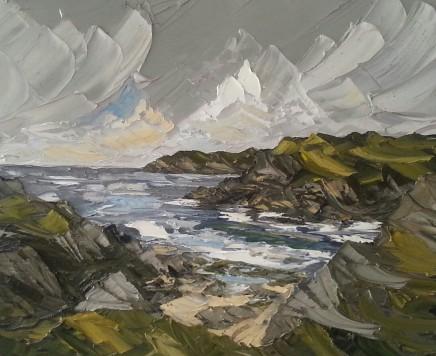 Martin Llewellyn, Coastline, Porth Defarch