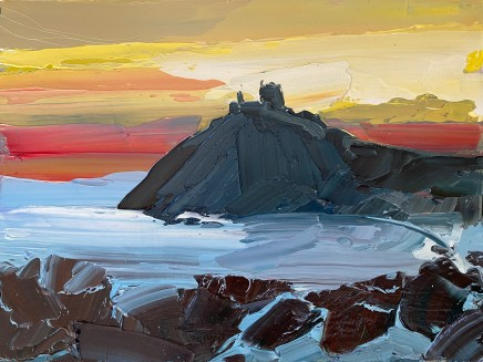 Sarah Carvell, Criccieth Sunset