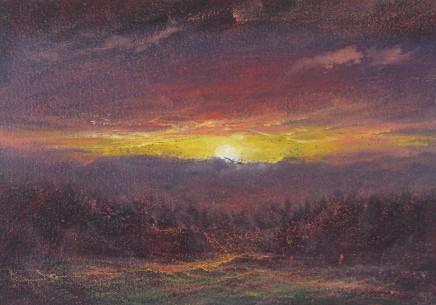 Gerald Dewsbury, Sunset