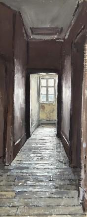 Matthew Wood, Powis Castle - Servants Corridor