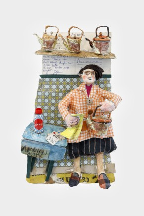 Luned Rhys Parri, Glanhau Brasys / Polishing Brasses