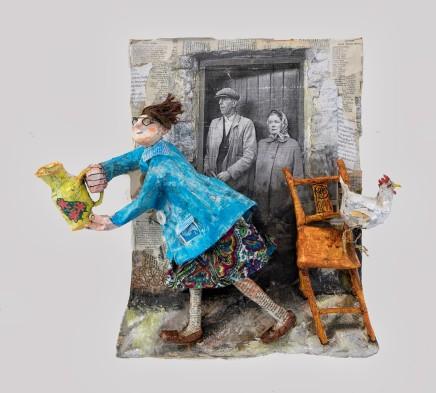 Luned Rhys Parri, Symud Dodrefn / Moving Furniture
