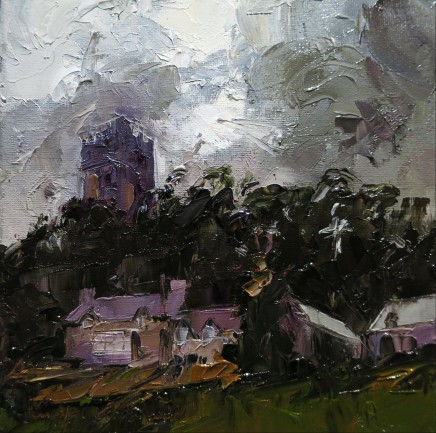 David Grosvenor, Dolwyddelan Castle