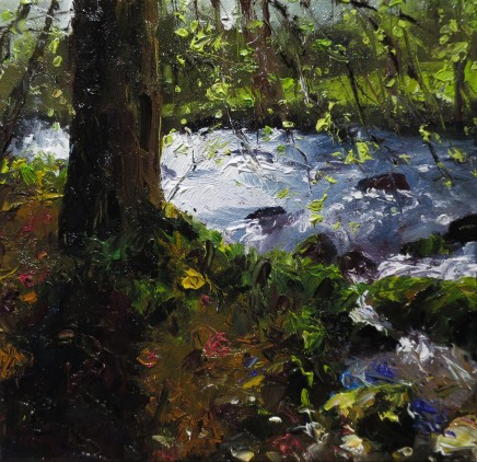 David Grosvenor, Afon Dwyfor, Llanystumdwy