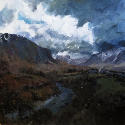 David Grosvenor, The Ogwen Valley I