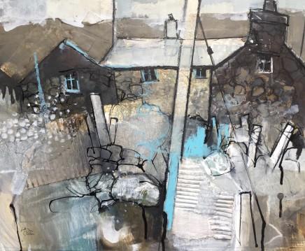 Pete Monaghan, Tyddyn Mawr II (Blue Tuesday)