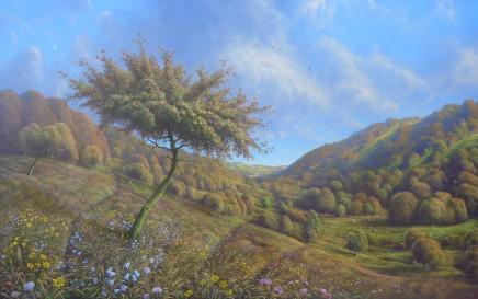 Gerald Dewsbury, The Apple Tree
