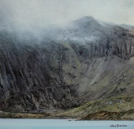 Ceri Auckland Davies, Low Cloud (Llyn Idwal)