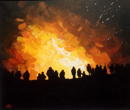 Stephen John Owen, Bonfire Night