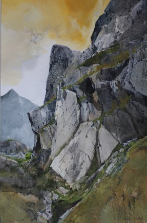 Malcolm Edwards, Mountain Abutment