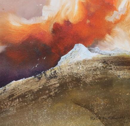 Malcolm Edwards, Apocalypse Sky, Inverpolly