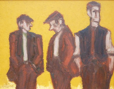Mike Jones, Three Farmers