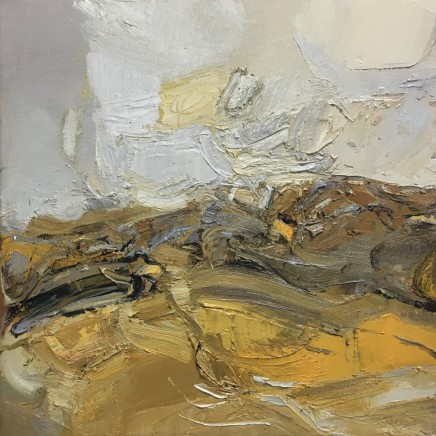 Beth Fletcher, Study (Golden, Encrusted)