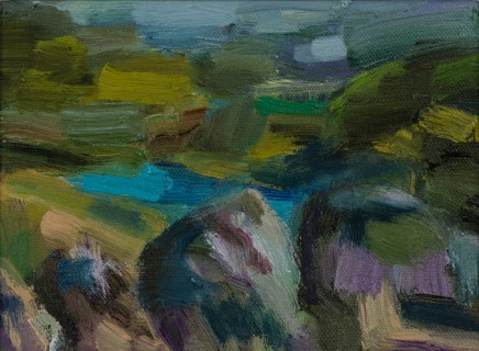 Elaine Preece Stanley, Looking Down the Valley