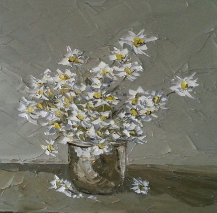 Martin Llewellyn, Pot of Daisies