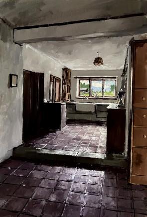 Matthew Wood, Rodd House - Sydney Nolan's Kitchen
