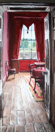 Matthew Wood, The Judge's Lodging - Dining Room