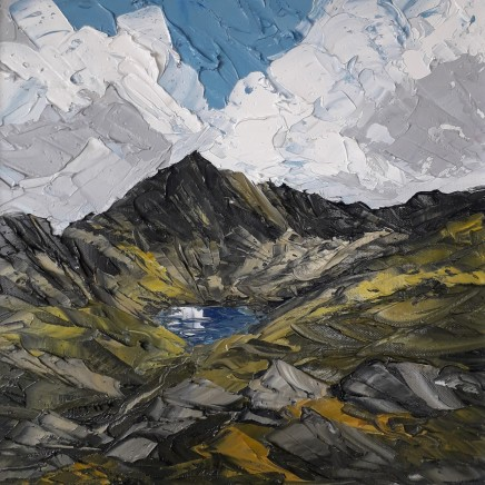 Martin Llewellyn, Clouds over Snowdon