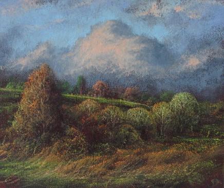Gerald Dewsbury, Autumn Meadow