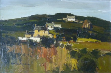 Donald McIntyre, Chapel and Farm, Anglesey