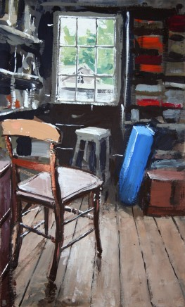 Matthew Wood, Ty Coch - Storeroom Chair