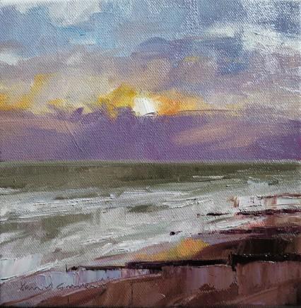 David Grosvenor, Sunset, Criccieth V