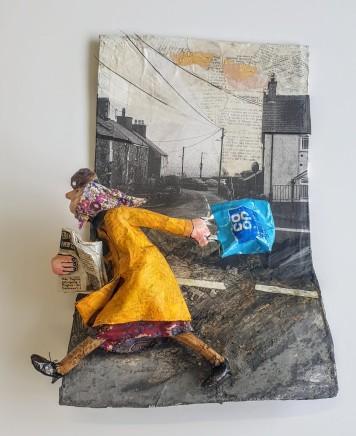 Luned Rhys Parri, Yn Llithfaen / In Llithfaen