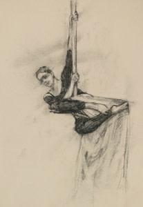 Carl Chapple, Izzy Holland (Ballet Cymru Rehearsal 115)