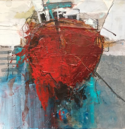 Pete Monaghan, Rust Red Boat
