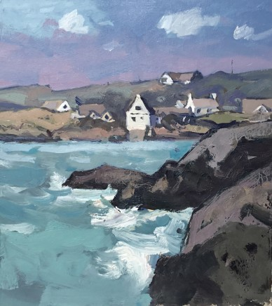 Gareth Thomas, Near Rhoscolyn, Early Summer