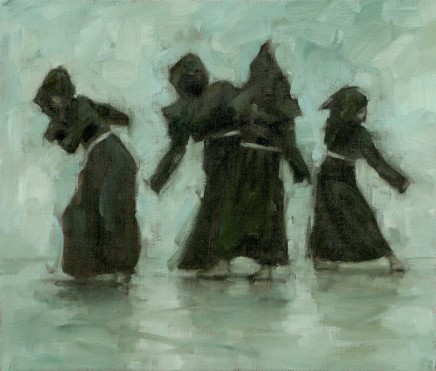 Carl Chapple, Friars (Ballet Cymru Rehearsal 179)