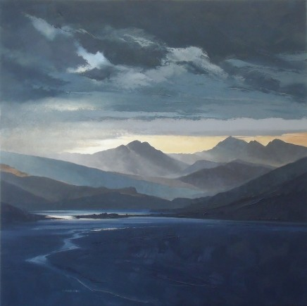 Colin See-Paynton, The Closing Light - Snowdon Group