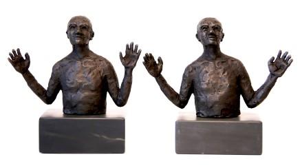 Llyr Erddyn Davies, Dwylo Fyny II / Hands Up II