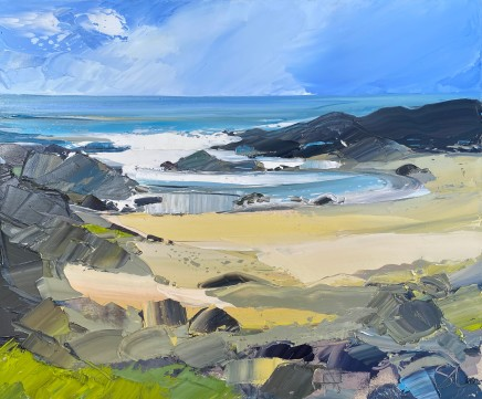 Sarah Carvell, Cove, Trearddur