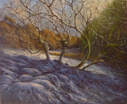 Gerald Dewsbury, Winter Willows II